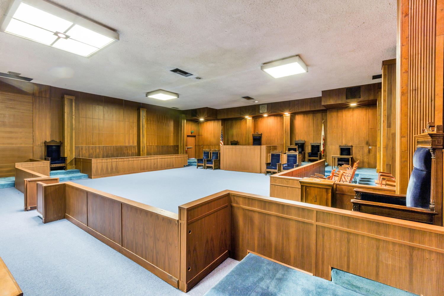Courtroom Set Rental Los Angeles Film Locations