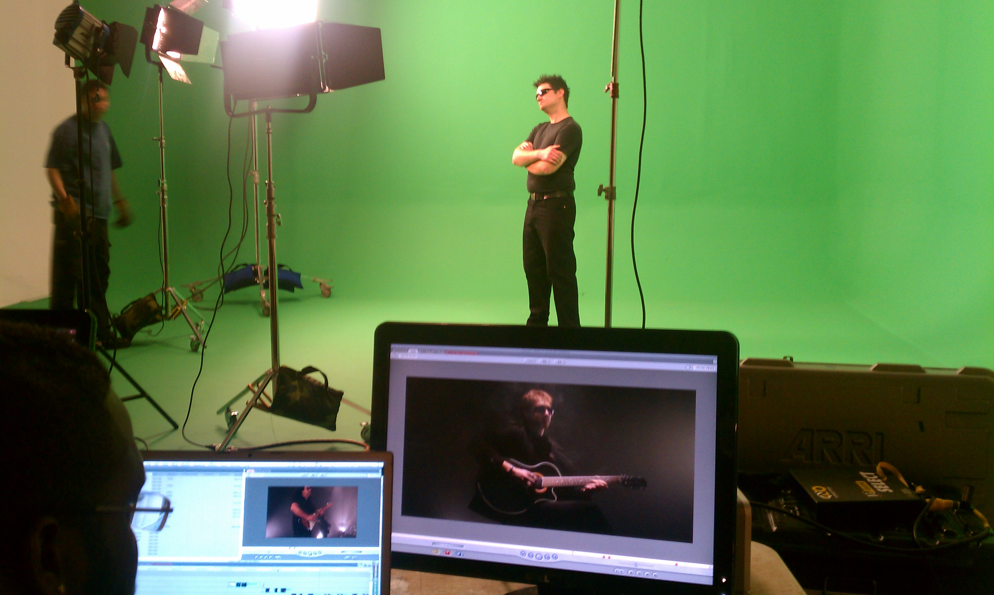 Green Screen La Los Angeles Hollywood Burbank